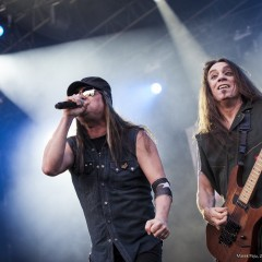 Skid Row @ Rock Summer 25 in Tallinn