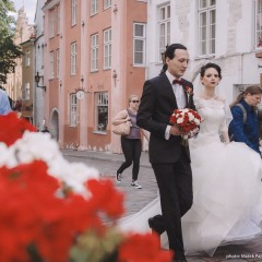 Aleksander and Marika Wedding