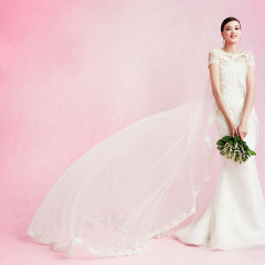 2016 Oscar de la Renta Bridal Trunk Show at L'elite Bridal, December 3-6, 2015
